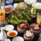 ご宴会にぴったり♪コースは料理のみと飲み放題付の2パターンご用意!