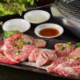 市場より直接仕入れている上質なお肉をリーズナブルにご提供