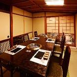 ◇ 和を纏う個室で「焼肉 徳川苑」を体験する ◇