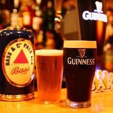 本格樽生ギネスビール