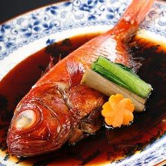【銚子産】釣り金目鯛 姿煮付け