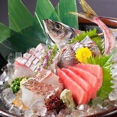 炭火焼きと旬の魚 ゆるり。 橋本