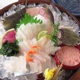 ゆるり。の活魚【神奈川県】