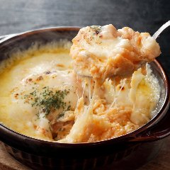 ポテト明太子チーズ焼き