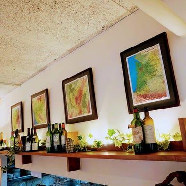 フレンチ&イタリアン Le Argent  店内の画像