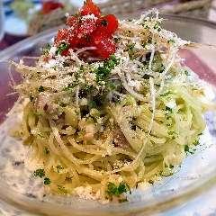 menu pasta   本日のパスタランチ