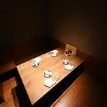 心地よいジャスが流れる雰囲気の良い完全個室