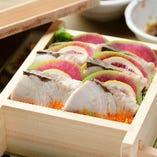 お刺身で食べられるほど新鮮な寒鰤を贅沢にも蒸ししゃぶに!