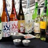 そば猪口やチロリなど、様々な酒器で楽しめるのも日本酒人気の秘密です。