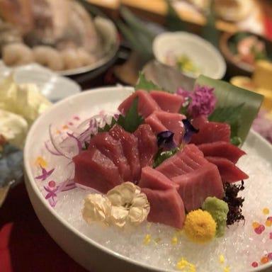 鮮魚と天ぷら あぶりや 津駅西口店  コースの画像