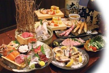 鮮魚と天ぷら あぶりや 津駅西口店  こだわりの画像