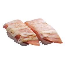 人気の炙り寿司