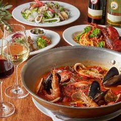海鮮イタリアン食堂 FishHouse Mario Bocca 溝の口