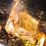 宮崎若鶏を使った炙り焼き! 提携農場直送で鮮度が違う!!