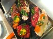 これぞ、肉の寿司、肉しゃり!