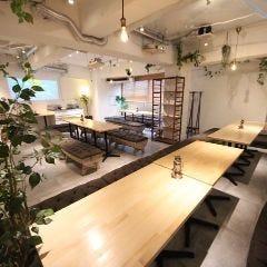 屋内BBQガーデン 渋谷ガーデンホール