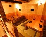 【大広間】畳のお座敷はご宴会に最適です