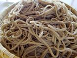 日本蕎麦(鍋の〆)