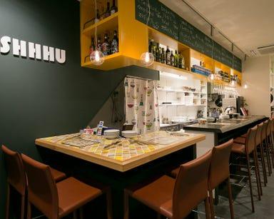 トリワイン PIKOSHHHU ピコシュー 京橋店 店内の画像
