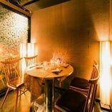 【個室2~4名様】テーブル個室