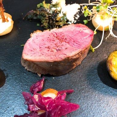 レストラン マリヴォー  コースの画像