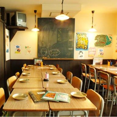 個室居酒屋 6年4組 渋谷分校 店内の画像