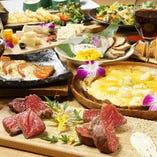 自慢の味噌・チーズたっぷりの宴会コース2980円~