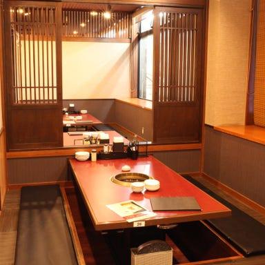 テーブルオーダーバイキング 焼肉ホルモン 王道 住之江店 店内の画像