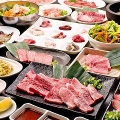 テーブルオーダーバイキング 焼肉ホルモン 王道 住之江店