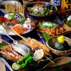 瀬戸内海鮮と旬野菜の串カツ串天 ご馳走屋 岡山駅前店