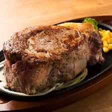 肉食な女子(あなた)へステーキを♪