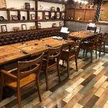 【1階】テーブル席(2~5名様)