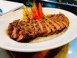 キングアイランドビーフの1ポンドサーロインステーキ