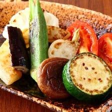 嬉しい言葉NO,1「野菜が美味しい」