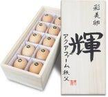 日本一高級な卵 秩父アクアファーム「輝」【埼玉県秩父市】