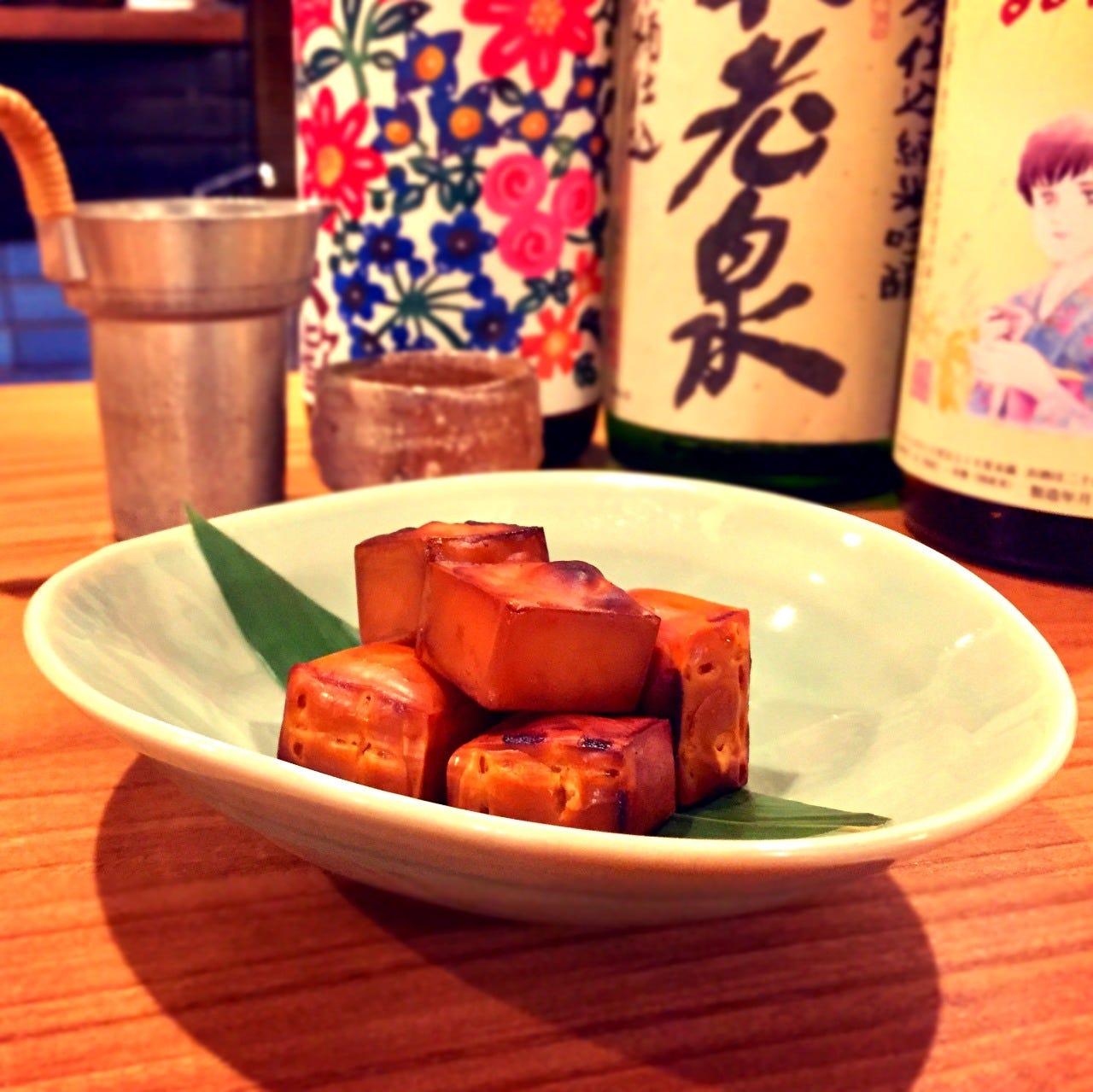 日本酒でマリアージュ