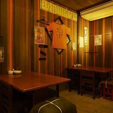 串焼酒場 たけし  店内の画像
