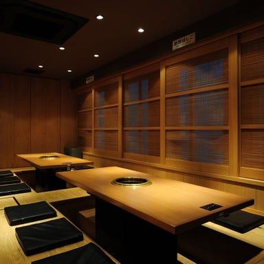 焼肉居酒屋 マルウシミート 田町店 店内の画像