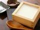 ご注文頂いてからお作りする温か豆腐です。 作りたてをご提供。