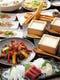 ご宴会コースは、すべて2000円 飲み放題込みでも3500円