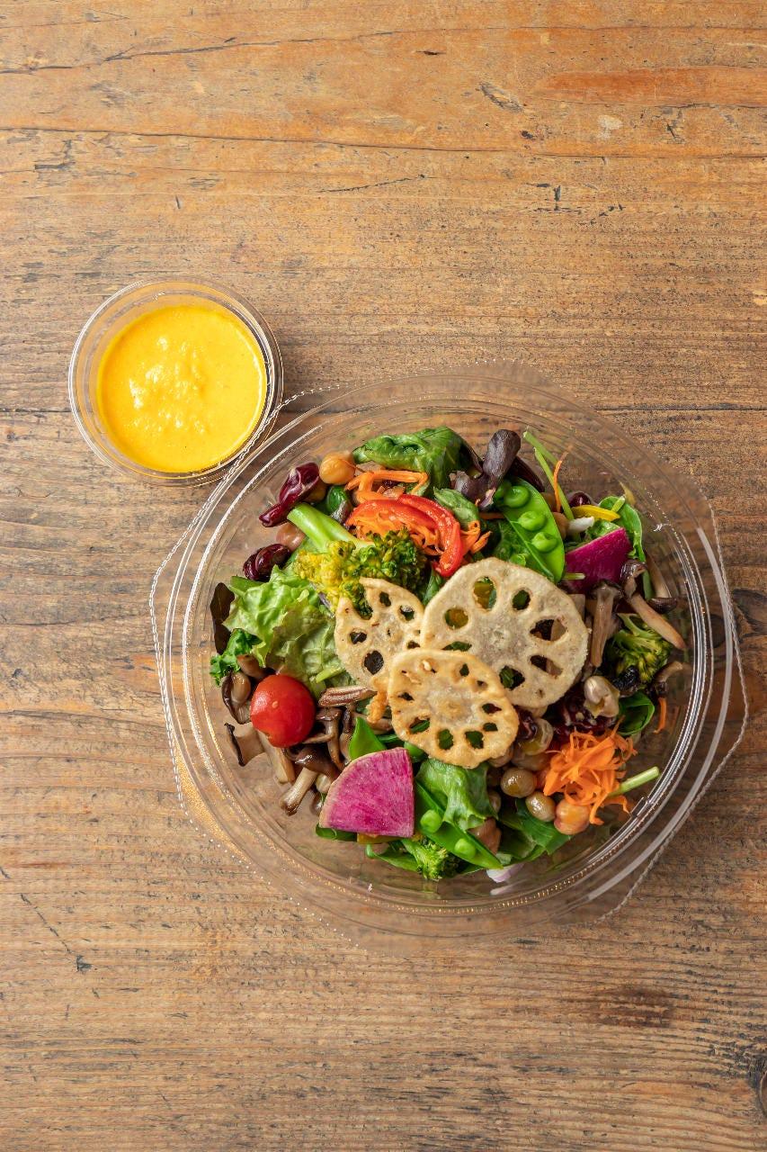 <美と健康>をテーマにお野菜もお肉もたっぷりのラインナップ!