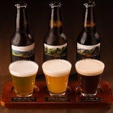 豊富なクラフトビールをご提供