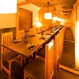 WEB予約 席のみ予約 貸し切り サプライズ承ります♪大小個室【30室完備】用途や人数様に合わせて個室をご案内☆