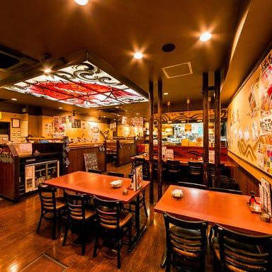 海鮮居酒屋 七福水産 大船店 店内の画像