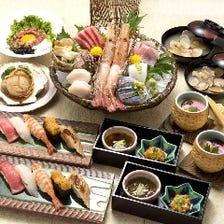 江戸前寿司でご宴会