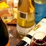BYO可能!お好きなワインも持ち込んでお楽しみいただけます。