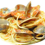スパゲッティ ボンゴレ・ロッソ