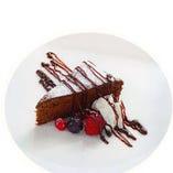 ガトーショコラケーキ