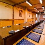 【2階】お座敷席完全個室