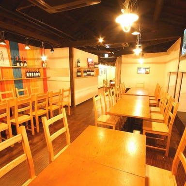 炭火とワイン 堺東店  店内の画像